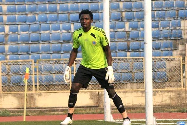 Thomas Battles Two Ghanaian Goalies For Rangers' Number-One Spot