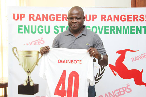 Ogunbote: Rangers Will Be Ready For New Season Before January 14