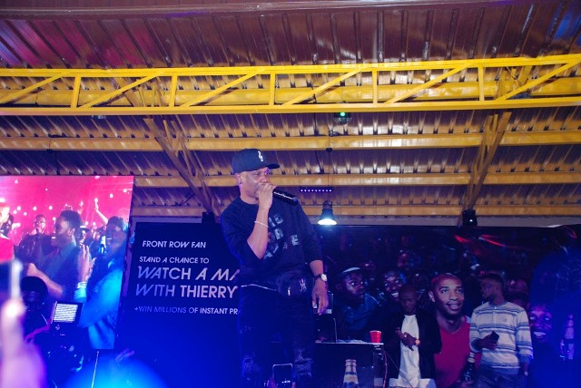 Guinness Takes Its Fanzone Experience To Ibadan