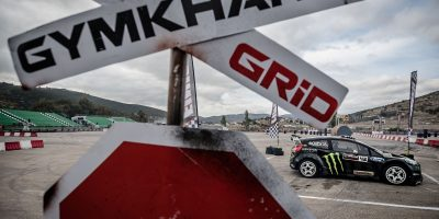 Monster Energy: Gymkhana GRiD 2017 Will Feature FIVE Cars