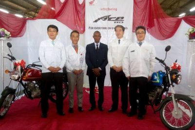 Honda Launches New ACE 110 Motorcycle Specially For Nigerian Market