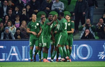 President Buhari Salutes 'Soaring' Super Eagles Over Comeback Win Vs Argentina