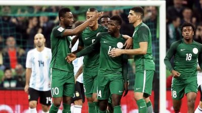 Di Maria: Iheanacho's Goal Was  The Turning Point For Nigeria