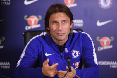 Chelsea On Edge As Italy FA Boss Tips Conte For Vacant Azzuri Job