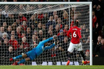 Pogba Back With A Bang As Man United Thrash Newcastle, Set Record