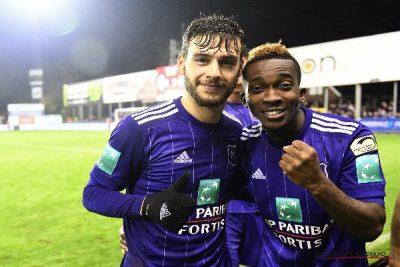 Onyekuru Hits Winner As Anderlecht Edge Past Awoniyi's Mouscron