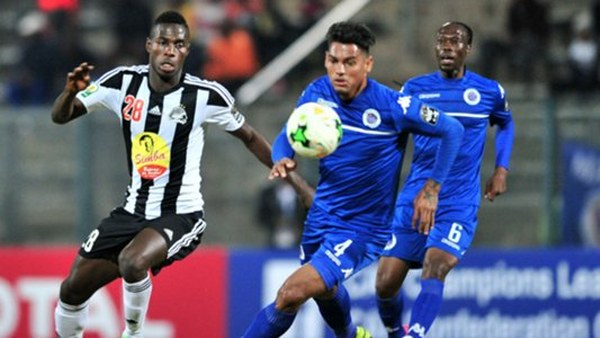 Caf Confederation Cup Final Tp Mazembe Take First Leg