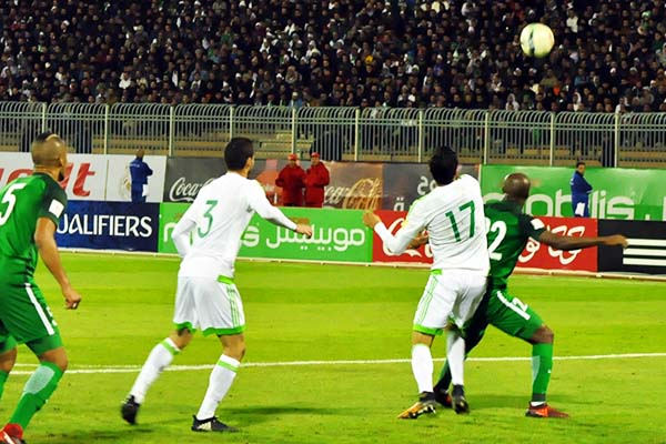 Madjer: Super Eagles Were Tough But Algeria Could Have Won