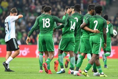 IMPRESSIVE, KEEP IT UP: How Super Eagles Rated Vs Argentina