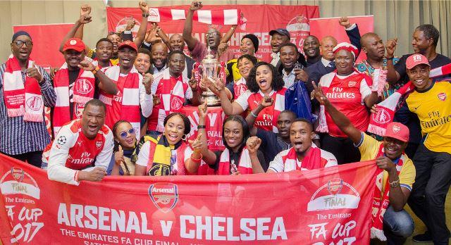 Policeman Kills Arsenal Fan After Chelsea Lost To ...