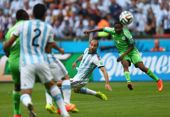 Argentina versus Nigeria is Crunch Time