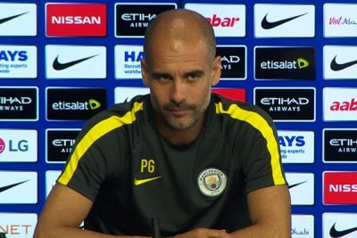 UCL: Guardiola Wants Man City First Place Finish In Group F