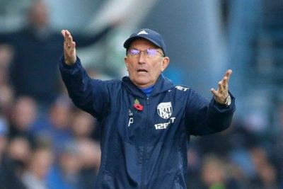 West Brom Sack Pulis As Manager