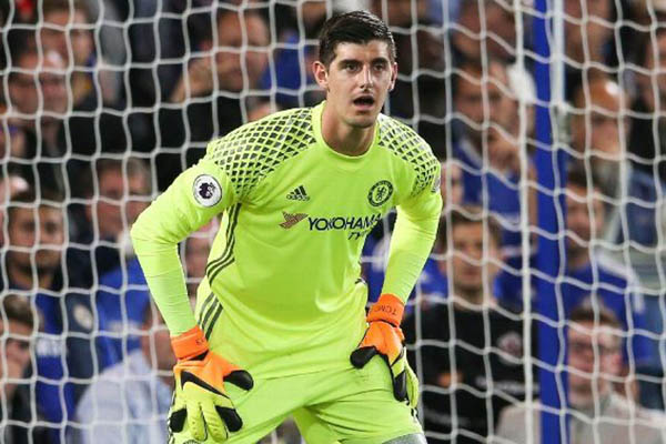 Courtois: Man United Is Must-Win Game For Chelsea