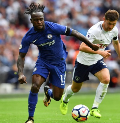 BBC Africa MVP Award: Chelsea Canvass Support For Moses