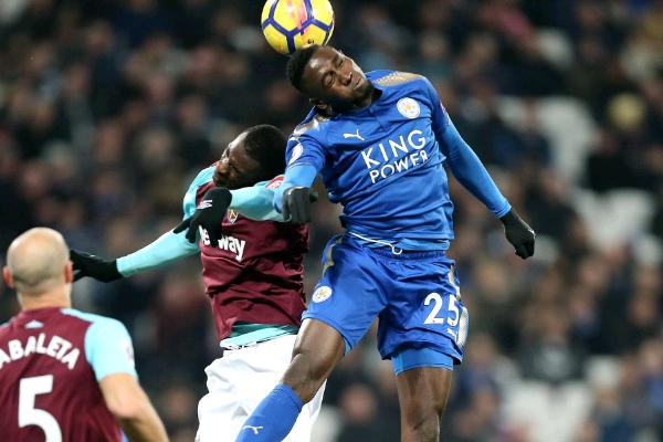 Ndidi Rises In Latest Sky Sports EPL Player Rankings