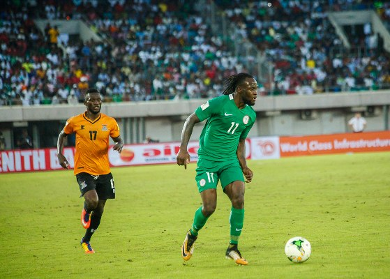 Moses Shortlisted For BBC African Footballer Of The Year Award