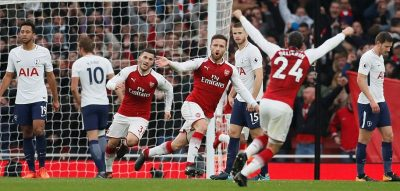 Arsenal 2-0 Tottenham: Five Winners Emerge In Complete Sports' Predict And Win Weekly Competition