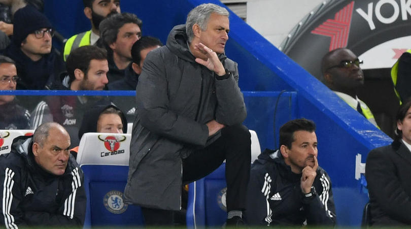 Desailly Rises To Mourinho's Defence, Begs For More Time For Manchester United Boss