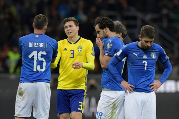 Makinwa Laments Italy's World Cup Failure As Buffon Retires