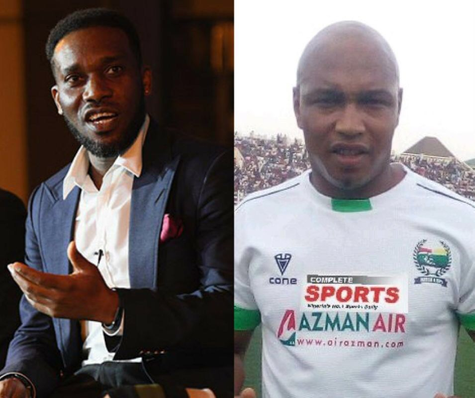 Diouf: I Can't Believe It That Jay Jay Okocha Didn't Win African Footballer Of The Year Award