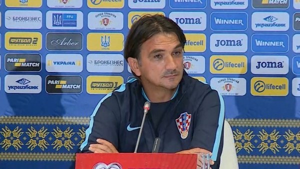 Croatia Coach Dalic: I Didn't Want 'Fearless' Nigeria In Our Group