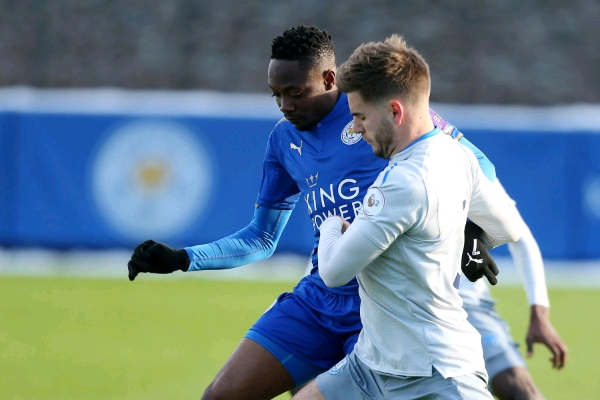 Musa In Action As Leicester's U-23s Edge Everton