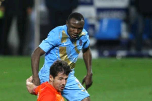 Umar Scores As 10-Man Osmanlispor Advance In Turkish Cup