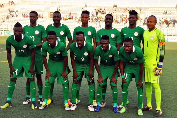 Home Eagles To Face Cameroon In CHAN Friendly