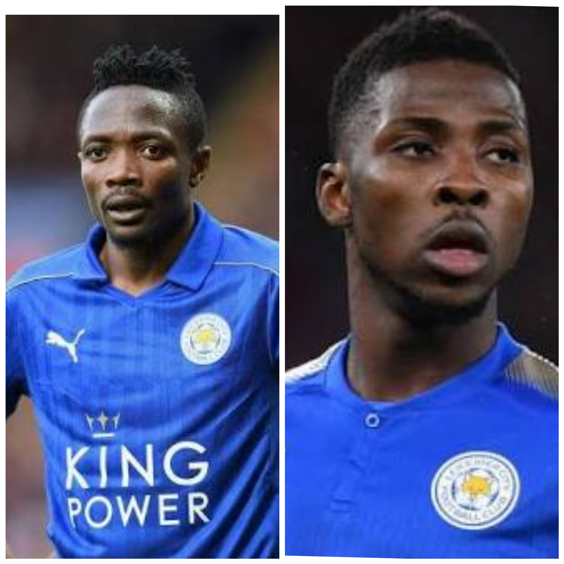 Rohr To Meet  Puel Over Musa, Iheanacho's Limited Game Time At Leicester