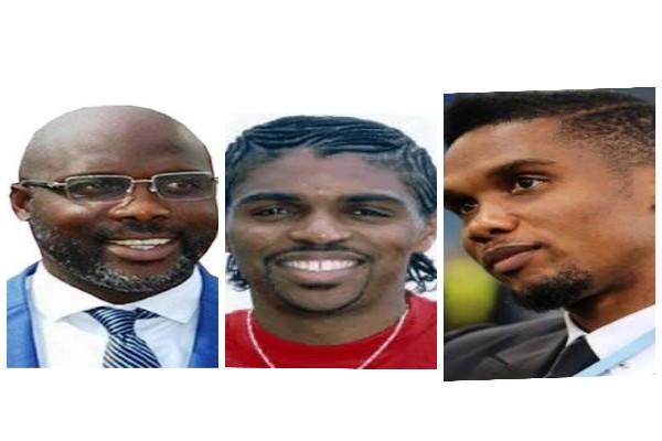Kanu, Ikpeba, Amuneke, Weah, Eto'o, Drogba To Grace 2017 CAF Awards