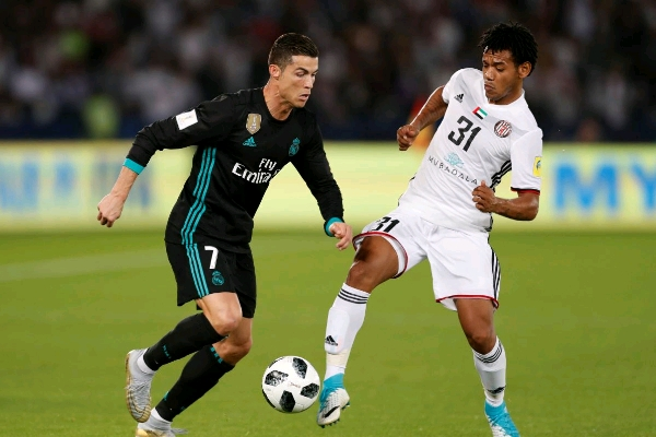 Late goal helps Madrid advance to Club World Cup final