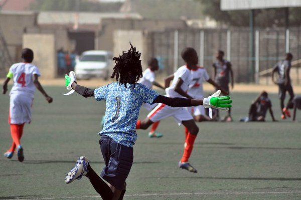 NFF/Zenith Bank Future Eagles Tourney Reaches Semi-finals