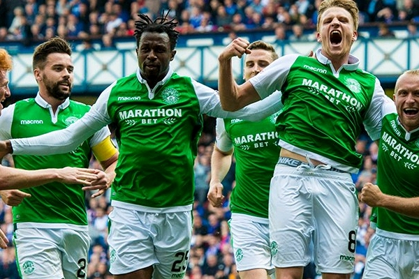 Hibs Came Agonisingly Close To Ending Celtic's Unbeaten Record Under Brendan Rodgers