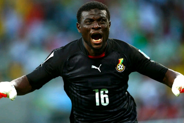 25-Cap Ghana Goalie, Dauda: I Wish I Could Play For Nigeria