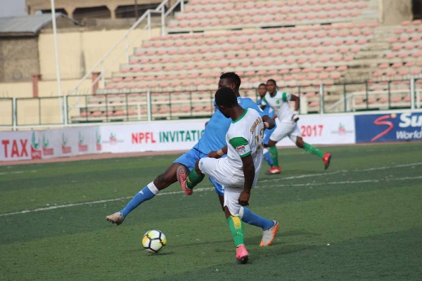 NPFL Invitational: Aigbogun Insists 'Better Side' Enyimba Held By Plateau United