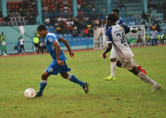 Enyimba's Ikouwem Gets Late CHAN Eagles Call-Up