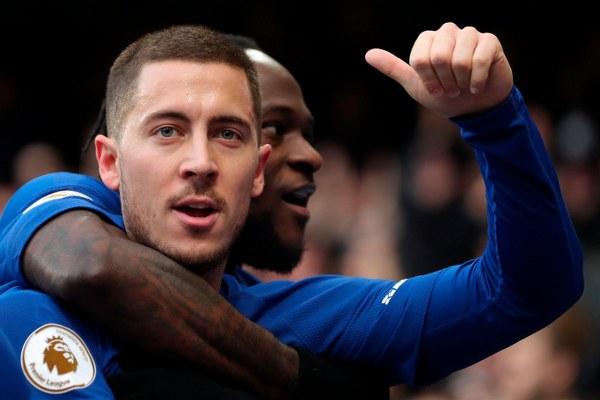 Moses, Hazard, Morata Up For Chelsea Best Player Vs Newcastle Award