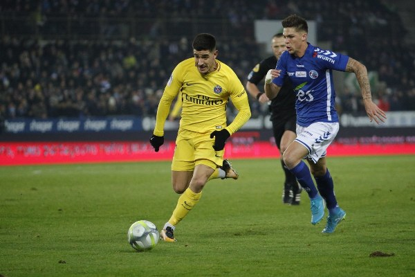 Strasbourg End PSG's Unbeaten Ligue 1 Run