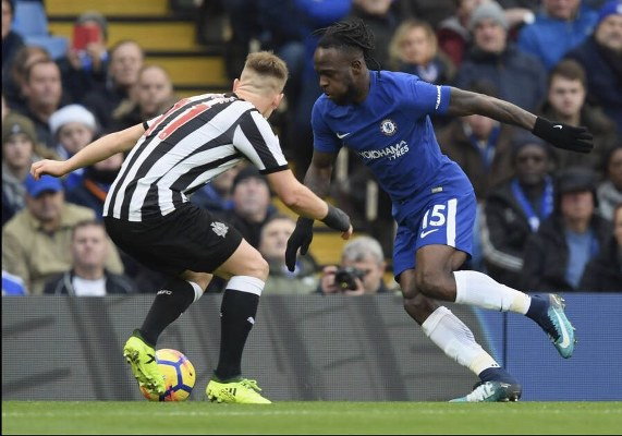 Moses Delighted With Return To Chelsea XI In 'Big' Win Vs Newcastle