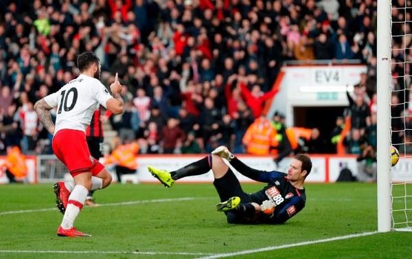 Austin, Fraser On Target As Southampton Hold Bournemouth