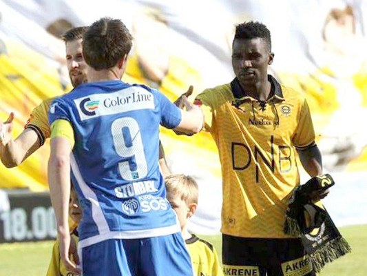 Ex-Home Eagles Star Matthew Helps Lillestrom Win Norway FA Cup