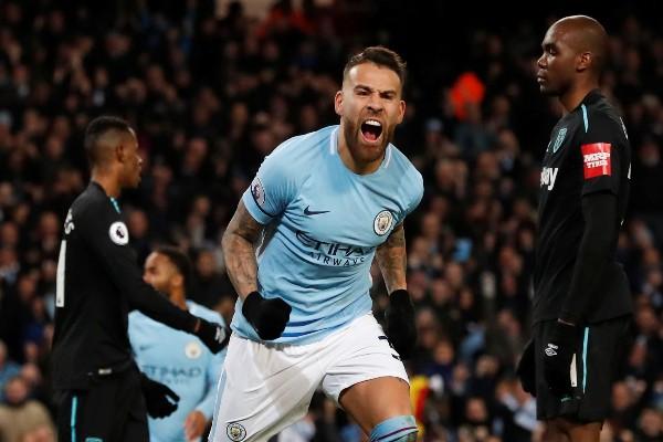 Man City Overcome Stubborn West Ham, Equal Chelsea, Arsenal Recorder