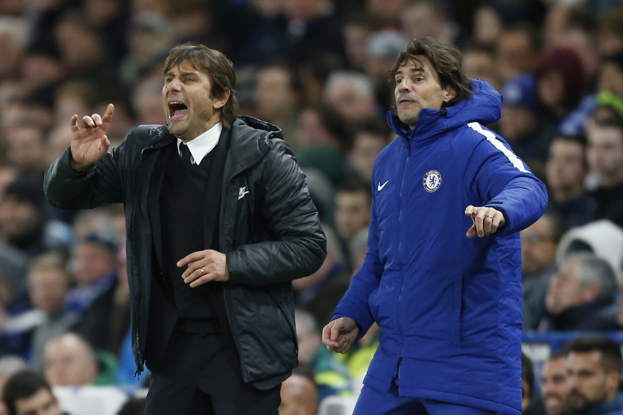 Conte: Chelsea Deserved To Beat Atletico; We're Ready For PSG, Barca
