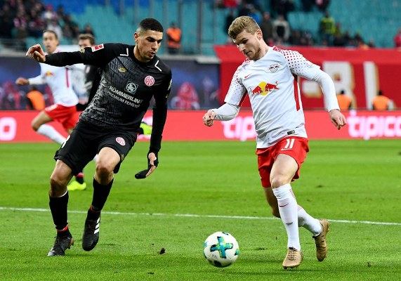 Balogun Happy To Make Mainz Return, Pleased With Leipzig Draw
