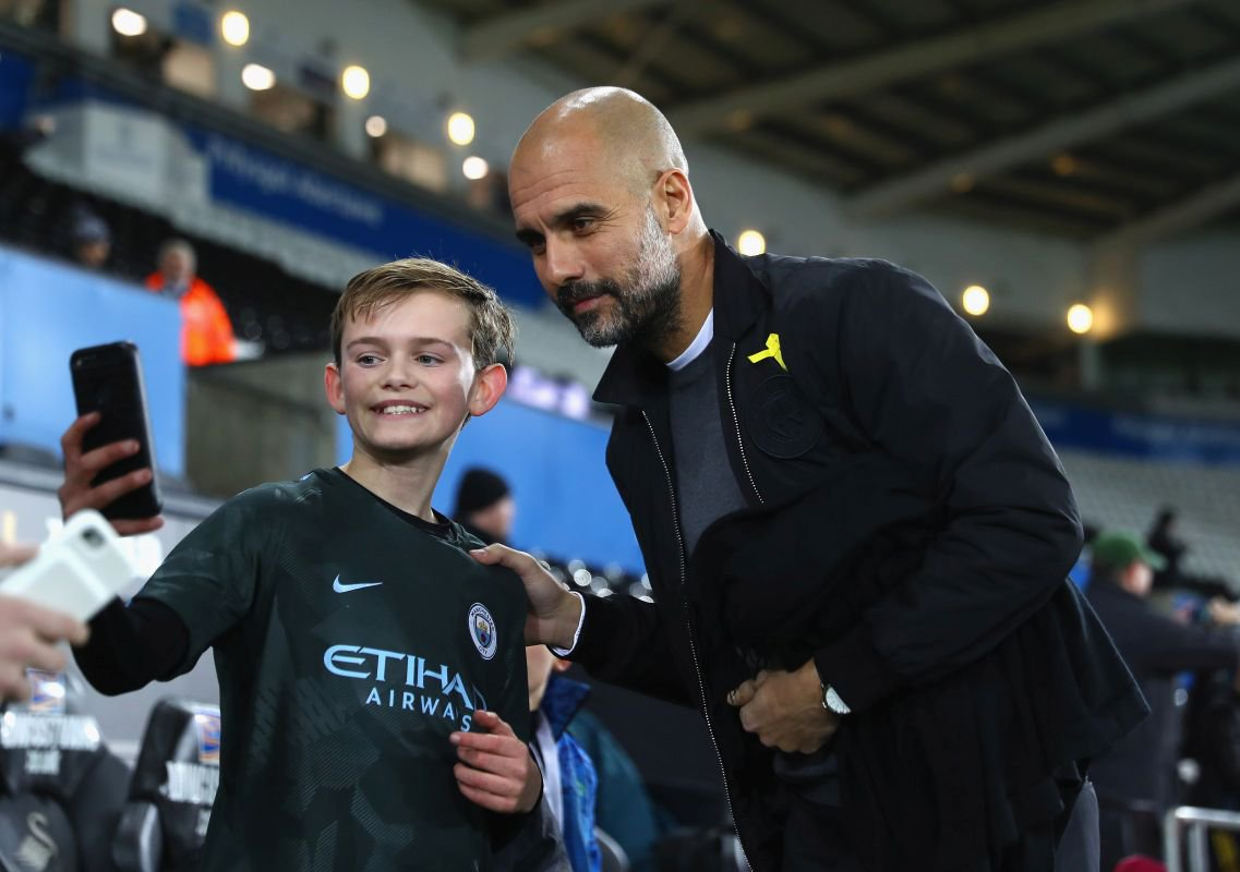 Guardiola Praises Man City Players After 16th Straight EPL Win