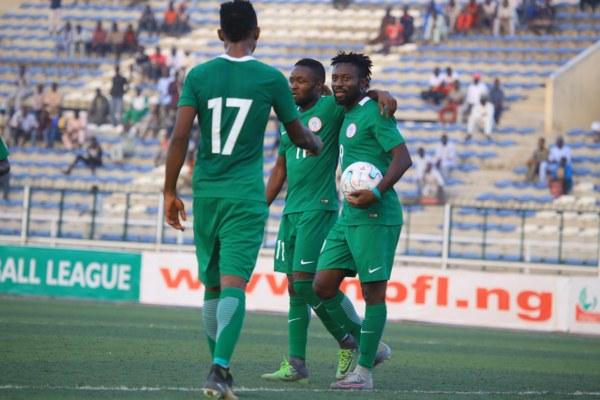 NPFL Invitational Final: Okpotu Hits Brace As Home Eagles Outscore MFM