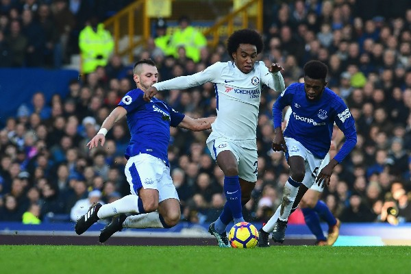 """Conte """"Disappointed"""", Claims Chelsea Missed Morata, Deserved Win Vs Everton"""