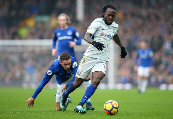 Moses Shines But Everton Frustrate Dominant Chelsea
