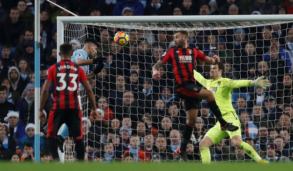 Aguero Reaches Milestone As Man City Extend Lead; Stoke, Brighton, Newcastle Win